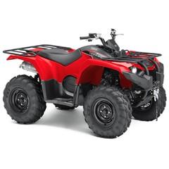 Yamaha ATV Kodiak 450 4WD EPS ALU Rood