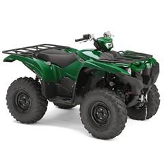 Yamaha ATV Grizzly 700 4WD EPS Groen
