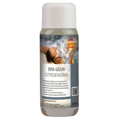 Summer Fun spa aroma citroengras 250ml
