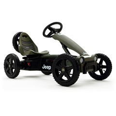 Berg Jeep Adventure Pedal Go-kart