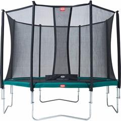 Berg Favorit 430 + Safety Net Comfort, Groen