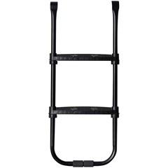 Berg Ladder Xl Voor 95 cm Hoge Trampoline, Zwart