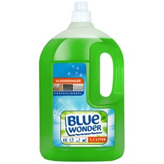 Blue Wonder Professioneel Vloer 1500 ml