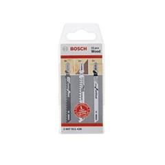 Bosch Decoupeerzaagbladen Wood Pack - 15 stuks