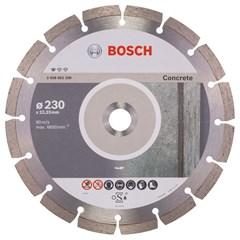 Diamantdoorslijpschijf Standard For Concrete 230 X 22,23 X 2,3 X 10 Mm