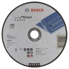 Doorslijpschijf Recht Best For Metal A 30 V, 180 X 2,5 Mm