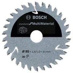 Bosch Cirkelzaagblad ACCU Standard For Multi Material 85x15x1.5/1.0x30T