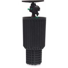 Naan Pop-up sproeier kunststof 1/2inch binnendraad 4,0 mm 30°-360° zwart type 805