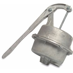 Handmembraanpomp aluminium 3/4 inch binnendraad