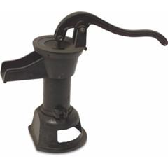 Handpomp gietijzer 1 1/4 inch binnendraad zwart type pitcher