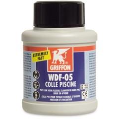 Griffon PVC-lijm 0,5ltr met kwast WRAS type WDF-05 label NL/FR