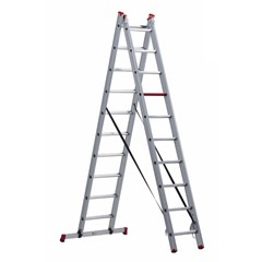 Atlantis - aluminium ladder - 2-delig reform