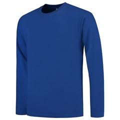Tricorp T-Shirt Casual 101006 190gr Longsleeves Koningsblauw