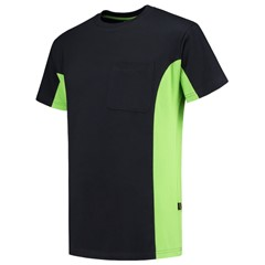 Tricorp T-Shirt Workwear 102002 190gr Marine/Lime