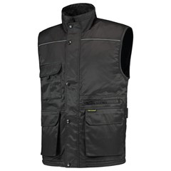 Tricorp Bodywarmer Industrie - Black