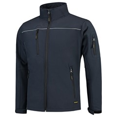 Softshell Luxe - Navy