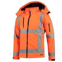 Tricorp Hi-Vis Softshell Jas RWS 403003 Oranje