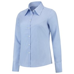 Tricorp Blouse Dames Basis Blauw
