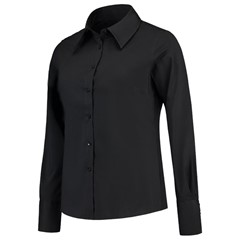 Tricorp Blouse Dames Stretch Zwart