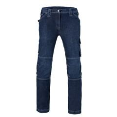 Dames jeans - marine