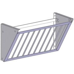 Cosnet Hooiruif - Lichtgewicht Kalverboxen