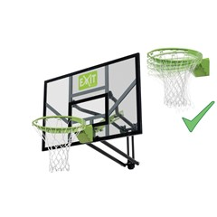 Exit Galaxy Wall-Mount System Basketbalbord Met Dunkring