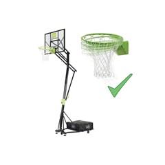 Exit Galaxy Portable Basketbalpaal met Dunkring