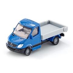 Siku 1424 - VW Transporter met Laadbak 1:32