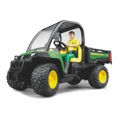 Bruder 02490 - John Deere Gator XUV 855D met Bestuurder 1:16