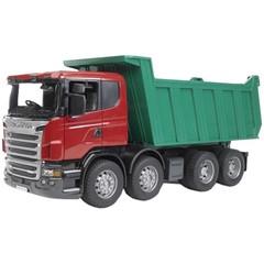 Bruder 03550 - Scania R met Kiepbak 1:16