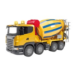 Bruder 03554 - Scania R Betonmixer 1:16