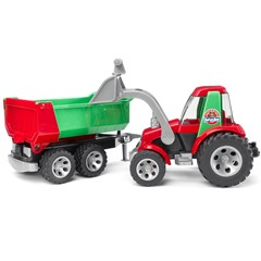 Bruder 20116 - Tractor Set Roadmax 1:16
