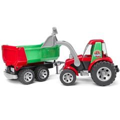 Bruder 20116 - Tractor set roadmax 1:16