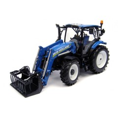 Universal Hobbies 4232 - New Holland T6.140 Met Voorlader 1:32