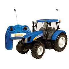Britains 42601 - New Holland T6070 bestuurbare Tractor 1:16
