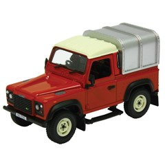 Britains Land Rover Defender 90 1:32