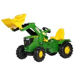 Rolly farmTrac John Deere 6210R met Voorlader