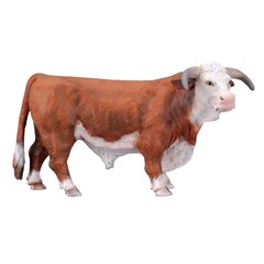 Collecta 88234 - HereFord Stier