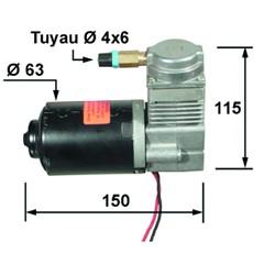 Compressor 12 Volt Voor Stoel