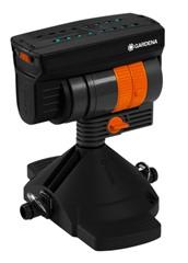 Gardena OS 90 Telescopische sproeier Kunststof Zwart, Oranje