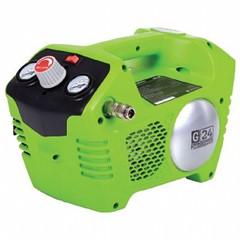 Greenworks Accu Compressor 24 Volt