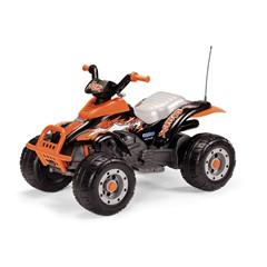 Peg Pérego Corral T-Rex oranje 12-Volt
