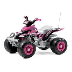Peg Pérego Corral T-Rex roze 12-Volt