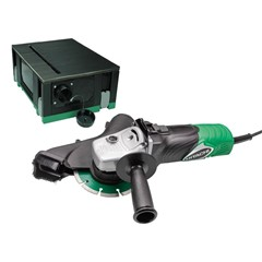 Hitachi G13SB3 Stofbox Haakse slijper 125 mm 1300 Watt in koffer