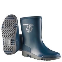 Dunlop kinderlaars Acifort mini blauw