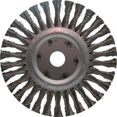 Ironside vlakke roterende borstel diameter 178 mm
