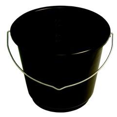 Emmer Zwart - 12 Liter
