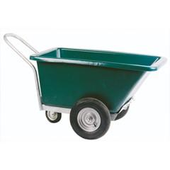 Kruiwagen JFC (Twee Wielen + Steunwiel) - 250 Liter