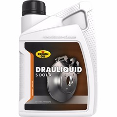 Remolie DOT-4 Drauliquid-s 1 LTR. FLACON