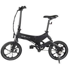 """BOHLT X160 elektrische fiets Zwart Magnesium 40,6 cm (16"""") 18,8 kg Lithium"""